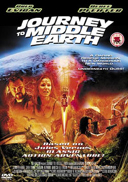 The Journey To Middle Earth DVD DVD