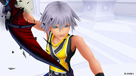 Kingdom Hearts HD 1.5 & 2.5 Remix screen shot 1