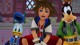 Kingdom Hearts HD 1.5 & 2.5 Remix screen shot 3