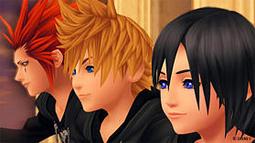 Kingdom Hearts HD 1.5 & 2.5 Remix screen shot 4