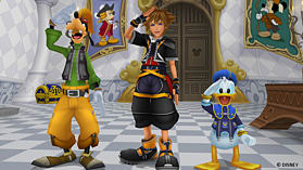 Kingdom Hearts HD 1.5 & 2.5 Remix screen shot 6