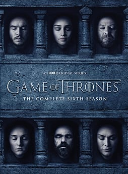 Game of Thrones - Season 6 DVD