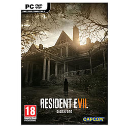 Resident Evil 7 Biohazard PC Cover Art