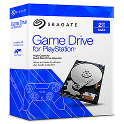 Seagate 2TB Game Drive for PlayStation PS4