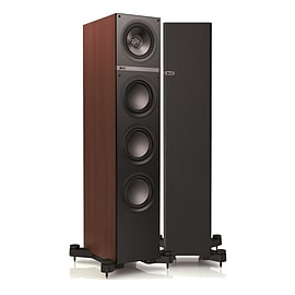 Kef Q Series/Q500-WALNUT/Floorstanding Design/Hifi Speaker Audio