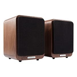 Ruark Audio/MR1-WALNUT/Active Stereo Loudspeakers/Av Speakers Audio