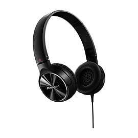 Pioneer/MJ532-BLACK/Dj Design/Headphones Audio