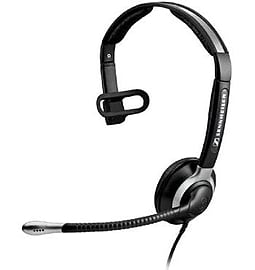Sennheiser CC 515 IP CC 500 IP Series Headset Range (CC 515 IP - Over the head, monaural, Multi Format and Universal
