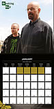 Breaking Bad Calendar 2017 heisenburg call saul 30 x 30cm new Official wallSize: screen shot 1