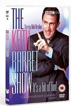 The Keith Barret Show - Series 1 DVD DVD