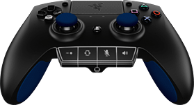 Razer Raiju Officially Licensed PS4 Pro Controller screen shot 4