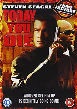 Today You Die [DVD] [2006] DVD DVD