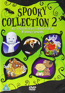 Spooky Collection Volume 2 [DVD] DVD