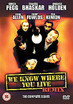 We Know Where You Live: Remix - The Complete Series [DVD] [2000] DVD