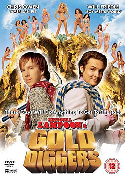 National Lampoon's Gold Diggers [DVD] [2007] DVD