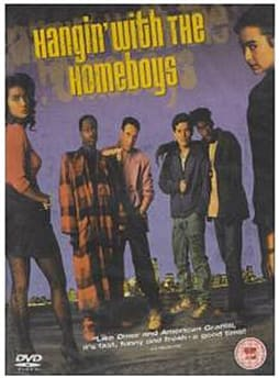 Hangin' With The Homeboys [DVD] DVD