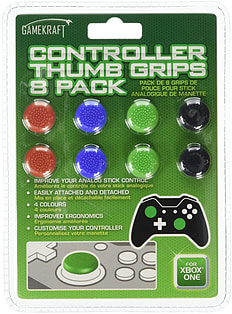 Gamekraft Analog Controller Thumb Grips - Xbox One XBOX ONE