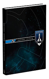 Mass Effect Andromeda Collector's Edition Guide Books