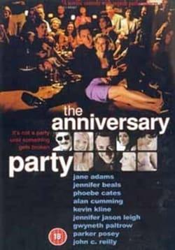 Anniversary Party [DVD] DVD