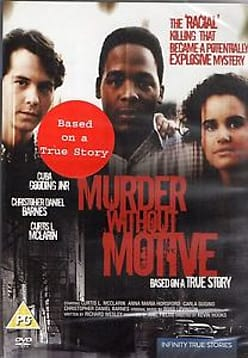 Murder Without Motive [DVD] DVD