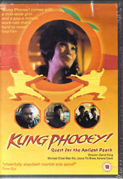 Kung Phooey - Quest For The Ancient Peach [DVD] [2003] DVD