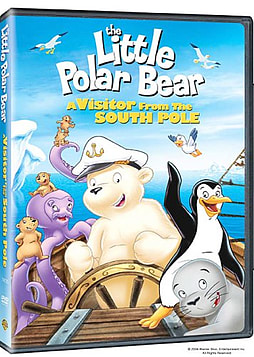The Little Polar Bear: A Visitor from the South Pole [DVD] [2006] DVD
