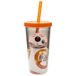 Star Wars The Force Awakens BB-8 Double Wall Tumbler Home - Tableware