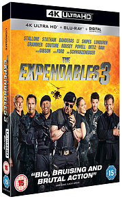 The Expendables 3 (4K Ultra HD Blu-ray) Blu-ray
