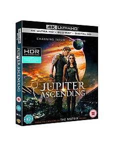 Jupiter Ascending 4K (4K Ultra HD Blu-ray) Blu-ray