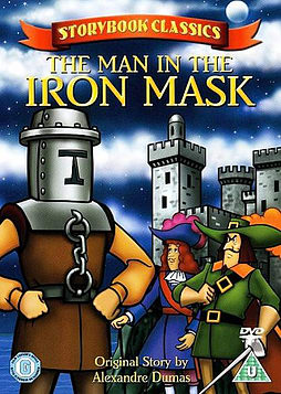 Storybook Classics - The Man In The Iron Mask DVD 2006 DVD