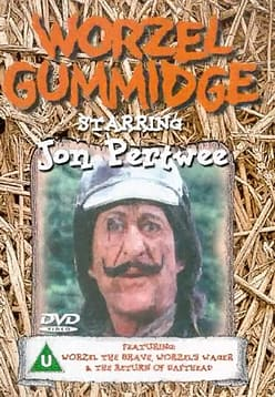 Worzel Gummidge 2 Worzel The Brave -Worzels Wager The Return Of Dafthead DVD DVD