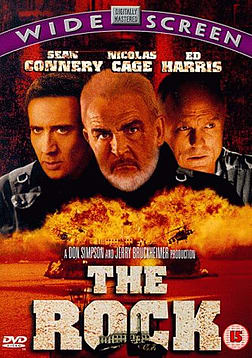 The Rock [DVD] [1996] DVD
