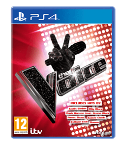The Voice PS4 Cover Art