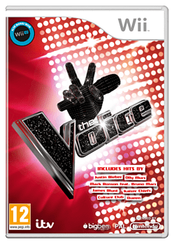 The Voice Wii Cover Art