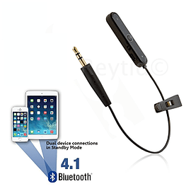 Reytid Bluetooth Adapter for Bose SoundLink On-Ear & Around-Ear Headphones - Wireless Converter Rece Audio