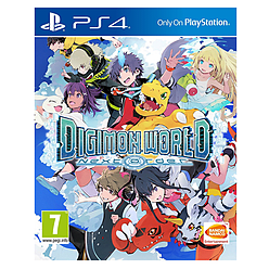 Digimon World: Next Order PS4 Cover Art