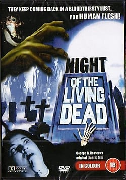 Night of The Living Dead [DVD](In Colour) DVD