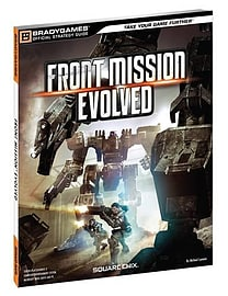 Front Mission Evolved - Official Bradygames Strategy Guide Books