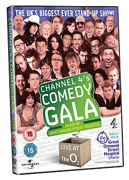 Channel 4's Comedy Gala - In Aid of Great Ormond Street Hospital DVD DVD