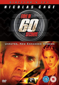 Gone In 60 Seconds - Director's Cut DVD DVD