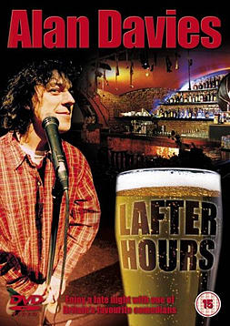 Alan Davies - Lafter Hours DVD