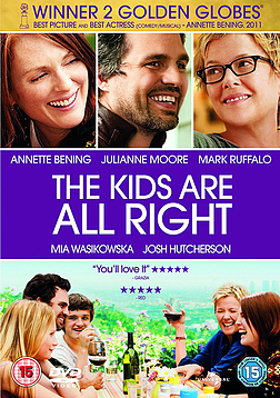 The Kids Are All Right DVD DVD