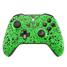 Xbox One Controller - 3D Green Splash XBOX ONE