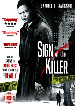 Sign of the Killer DVD DVD