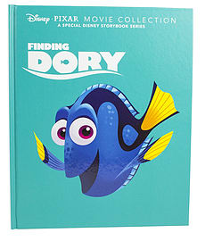 Disney Pixar Movie Collection Finding Dory: A Special Disney Storybook Series (Hardback) Books