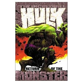 The Incredible Hulk - Return of the Monster Books