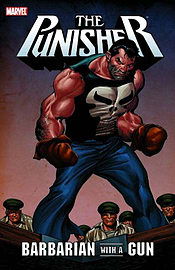 The Punisher: Barbarian With A Gun Books