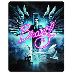 Brazil Limited Edition Steelbook Blu-ray DVD
