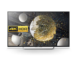Sony KD55XD7005BU 55 LED TV 4K HDR with Android and YouView in Black TV and Home Cinema