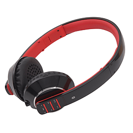 Vibe LITEAIR-ONEAR On Ear Bluetooth Headphones with Built In Mic & 5Hrs Battery Audio